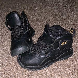 Toddler Jordan 10 Retro Shoes